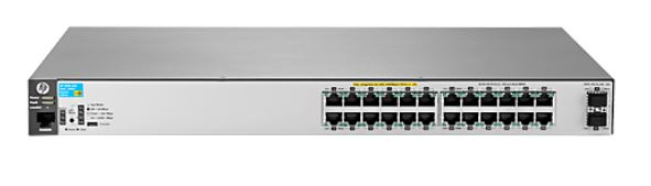 HP 2530 24 Port PoE+ Fixed Port L2 Managed Ethernet Switch